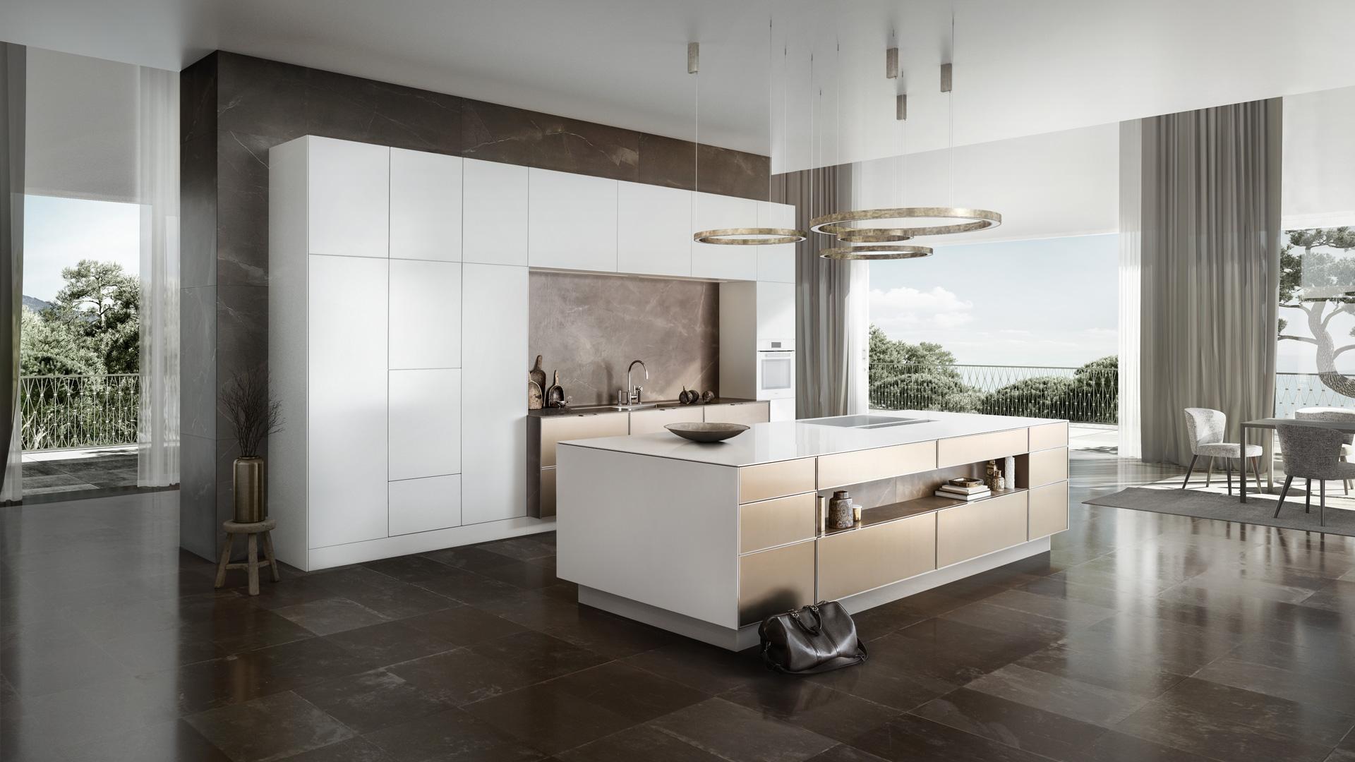 Kleine Keuken Kopen : Pure keuken ontwerpers oosterhout